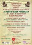 II Brzeski Dzień Fotografii - plakat