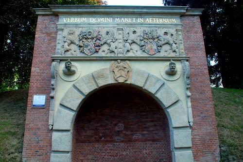 Brama Odrzańska - widok współczesny