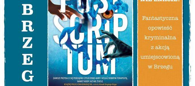 Konkurs: dowygrania książki Post Scriptum orazWrota